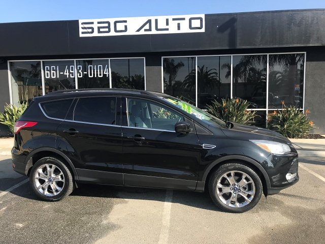 2014 Ford Escape SE FWD 6-Speed Automatic