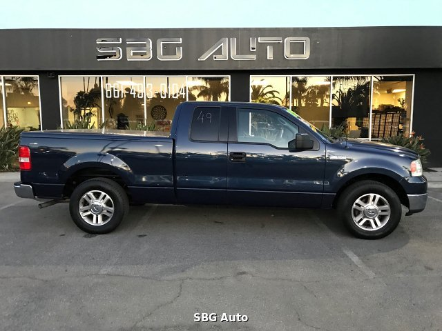 2004 Ford F-150 XLT SuperCab 5.5-ft Box 2WD 4-Speed Automatic
