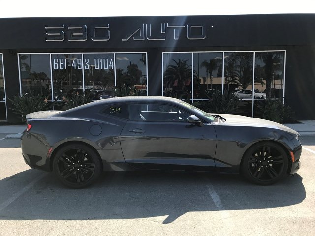 2016 Chevrolet Camaro 1LT Coupe 6-Speed Automatic