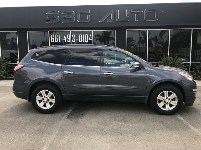 2014 Chevrolet Traverse 1LT FWD 6-Speed Automatic