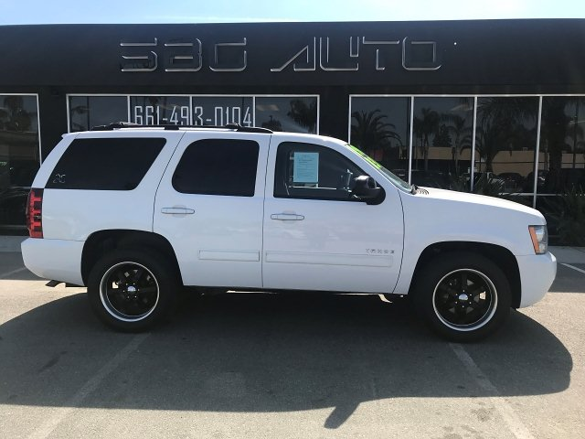 2013 Chevrolet Tahoe LS 2WD 6-Speed Automatic