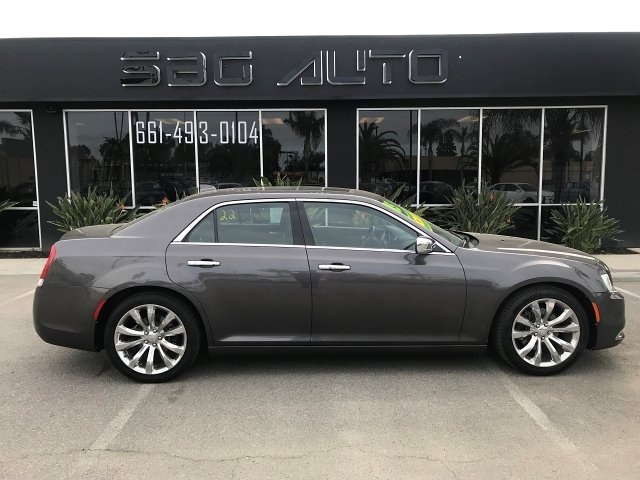 2015 Chrysler 300 C RWD 8-Speed Automatic