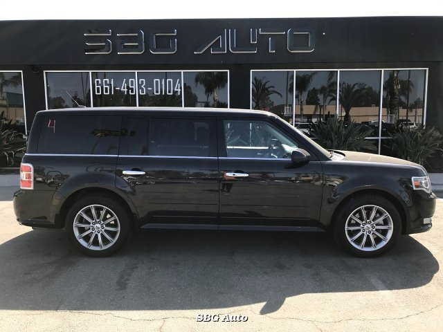 2013 Ford Flex Limited FWD 6-Speed Automatic Overdrive