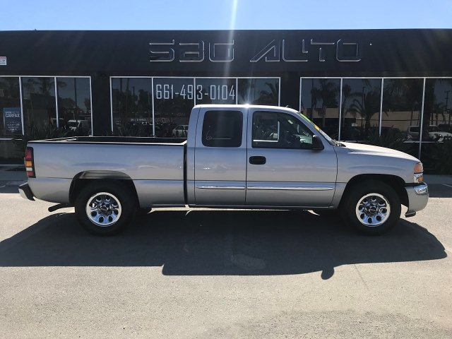 2005 GMC Sierra 1500 SLT Ext. Cab Short Bed 2WD 4-Speed Automatic