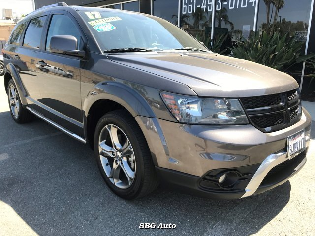2017 Dodge Journey Crossroad FWD 4-Speed Automatic