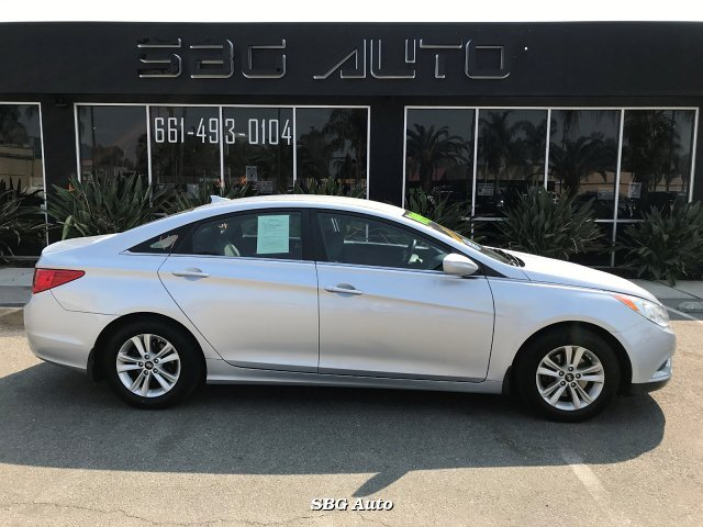 2013 Hyundai Sonata GLS 6-Speed Automatic