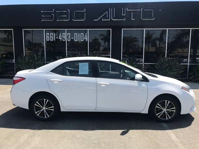 2016 Toyota Corolla L 4-Speed AT