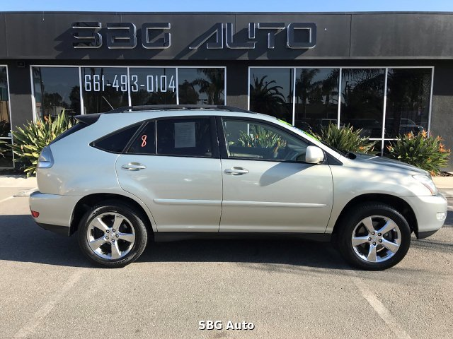 2004 Lexus RX 330 2WD 5-Speed Automatic