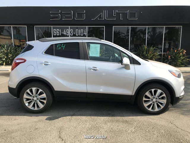 2017 Buick Encore Preferred FWD 6-Speed Automatic