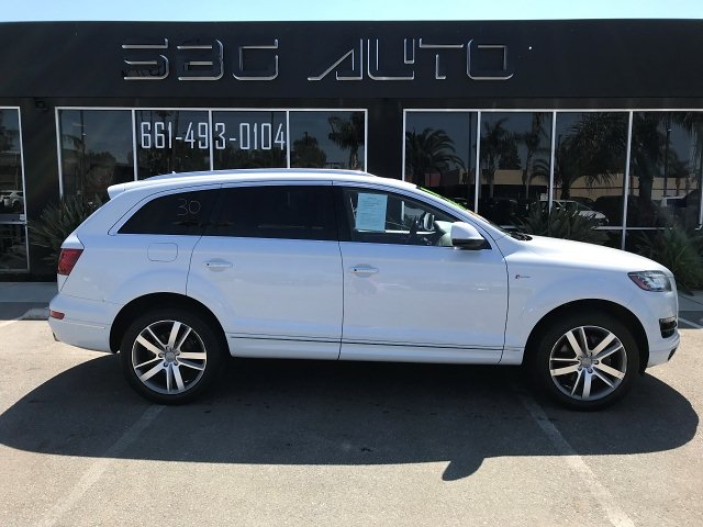 2014 Audi Q7 3.0 Premium quattro 8-Speed Automatic