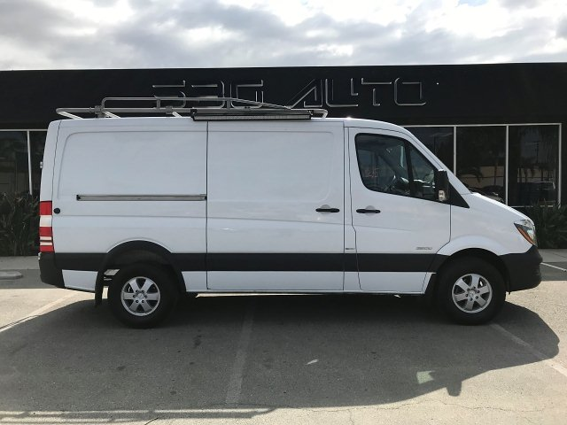 2016 Mercedes Benz Sprinter 2500 144-in. WB 7-Speed Automatic
