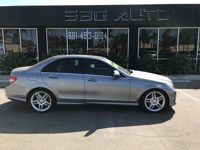 2009 Mercedes Benz C-Class C300 Luxury Sedan 7-Speed Automatic
