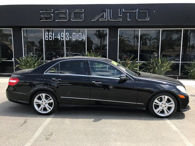 2013 Mercedes Benz E-Class E350 Sedan 7-Speed Automatic
