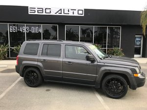 2014 Jeep Patriot | SBG Auto